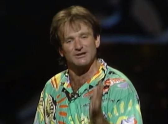 Robin Williams (screen capture from YouTube)