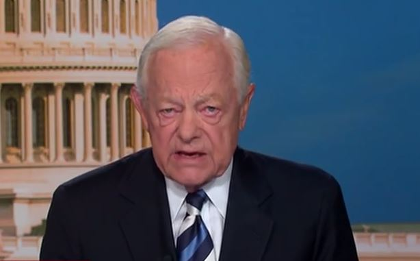 Bob Schieffer (YouTube capture)