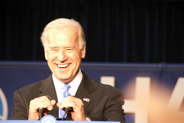 Joe Biden (by flickr user richiec, https://creativecommons.org/licenses/by-sa/2.0/legalcode)
